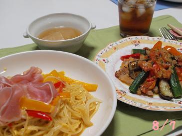 料理080807
