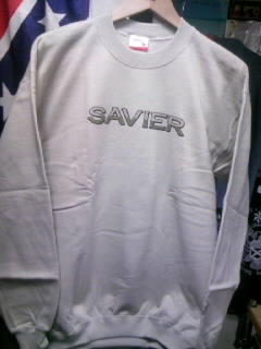 Savier Word Markスウェット 12-1