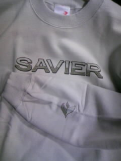 Savier Word Markスウェット 12-2