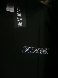 FAB Pinstrip logo T 5-2