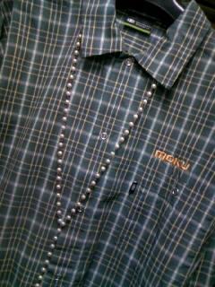 Moku チェックLSシャツ 1-2