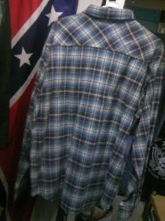 Moku チェックネルLSシャツ 2-3