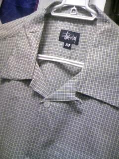 Stussy オープンLSシャツ 3-2