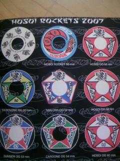 Hosoi Rockets 2
