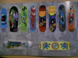Pocket Pistols Jim Deck 5