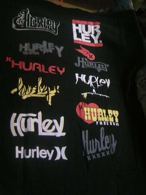 hurley Crew T 13-2-a