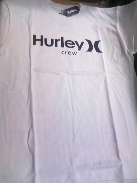hurley Crew T 13-3-a