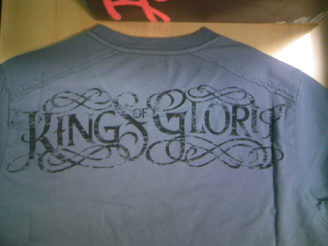 Kings of Glory Flag T 3-5