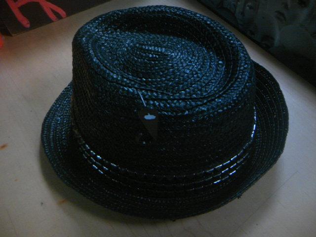 SilverStar Fedora hat 10-2