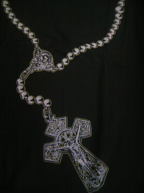 Latin Assassin Rosary T 13-2a