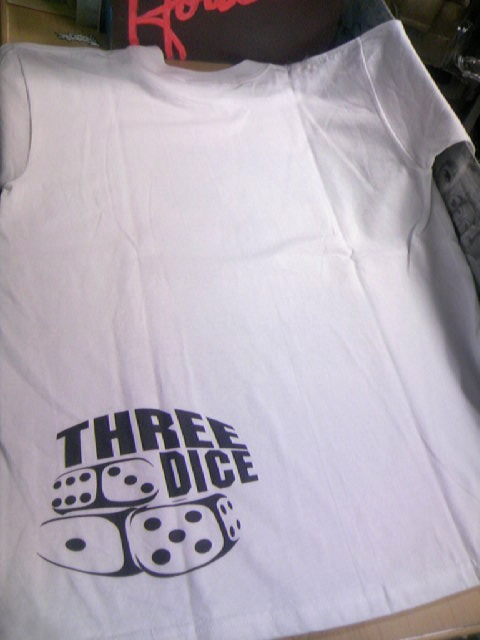 Three Dice 3D T 4-3z