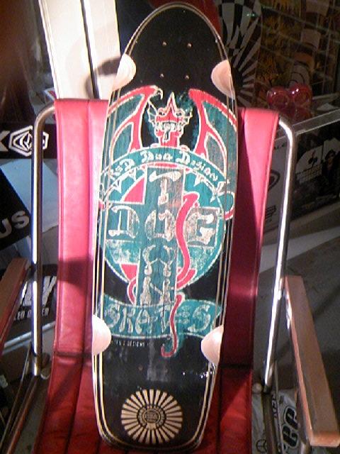Dogtown Reddog Vintage Deck 2-1z