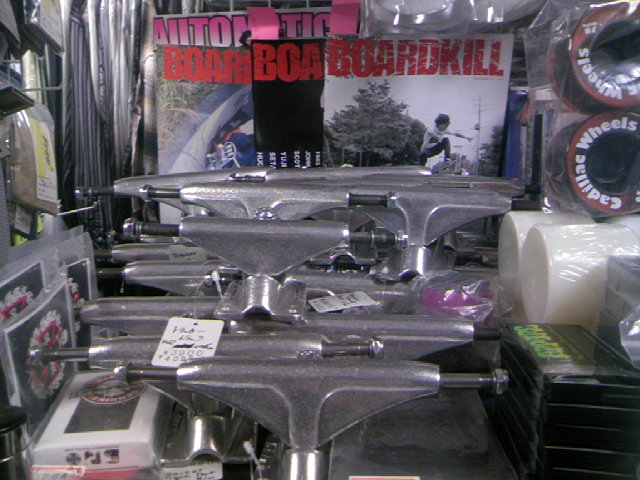 Tracker Trucks 4-2