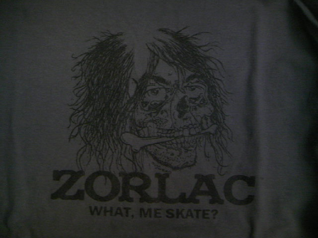 Zorlac What me skate?T 3-2