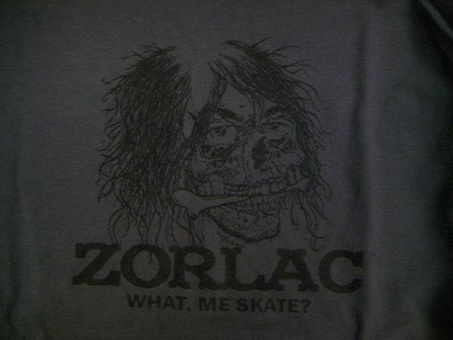 Zorlac What me skate?T 3-2