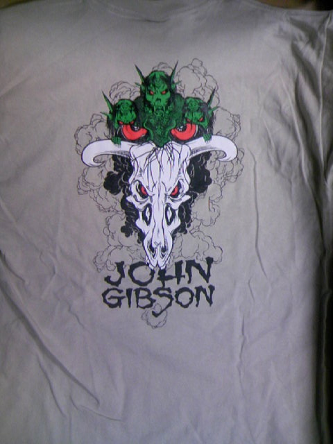 Zorlac John Gibson T 4-2z