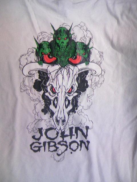Zorlac John Gibson T 4-4z