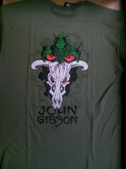 Zorlac John Gibson T 2-2z