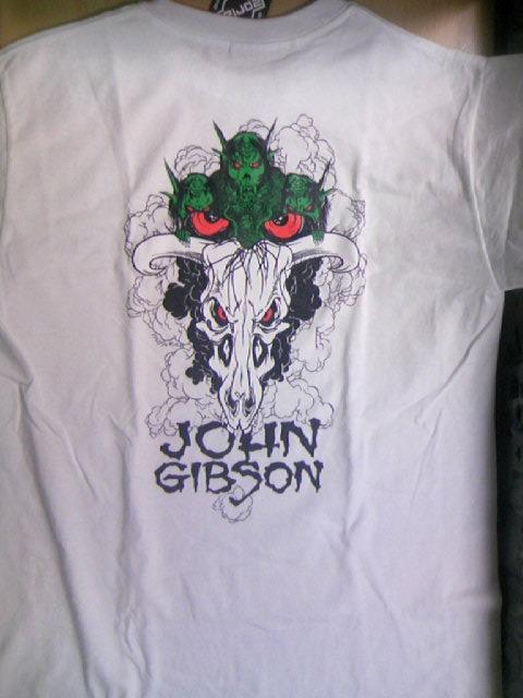 Zorlac John Gibson T 2-4z
