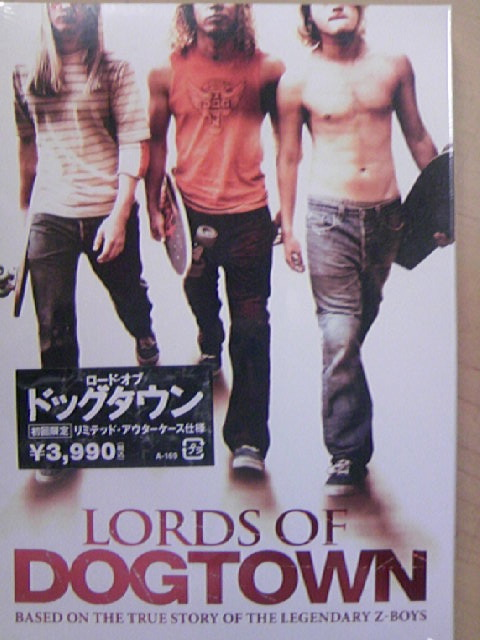 Lords of Dogtown DVD 1-1z