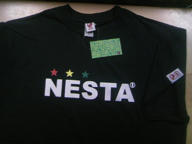 Nesta Athletic T 3-2