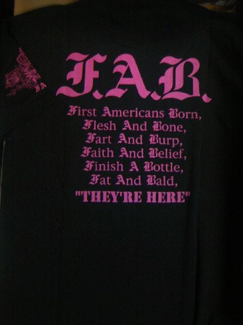 FAB Fab8114 FAB Roots T 4-2z