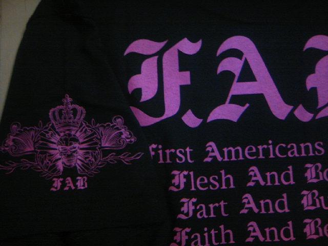 FAB Fab8114 FAB Roots T 4-3