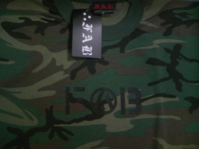 FAB Fab8906 Army T 6-2