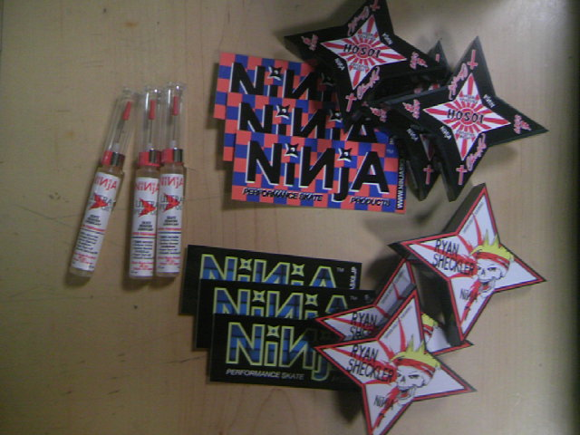 Ninja BearingBearing Oil 1-1
