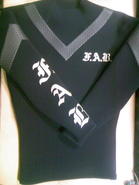 FAB Summer Jacket 1-4z