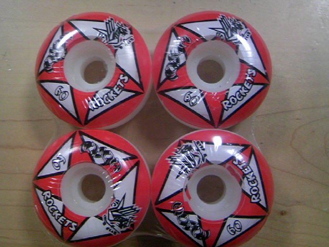 Hosoi Rockets OG wheel 60mm 3-1