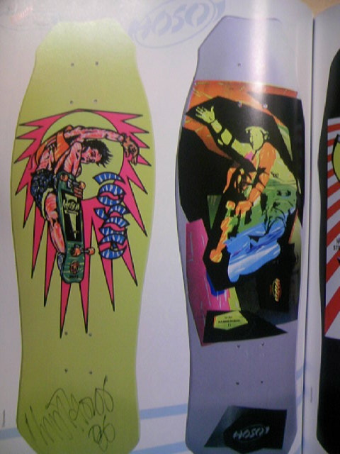 Jim Phillips SK8art  6-5z