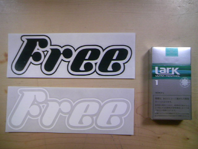 Free Sticker Large 1-1