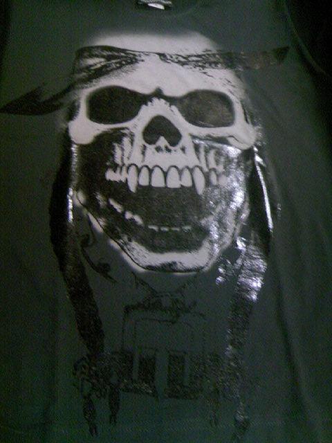 Ganxsta Gear Reaper T 1-2z