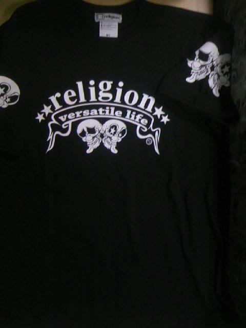 Religion 2Face T 1-1z