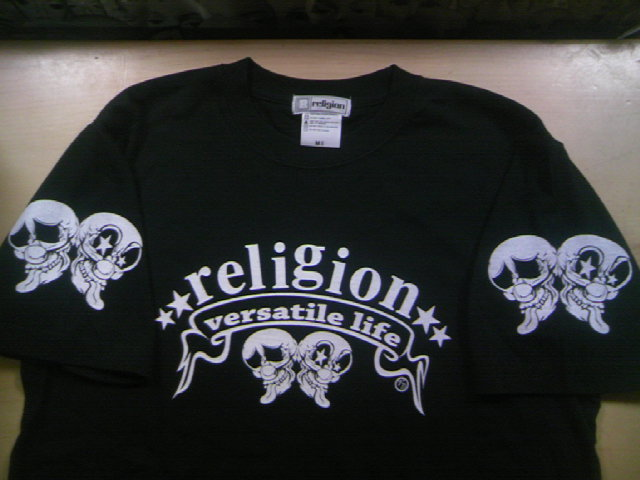 Religion 2Face T 1-2