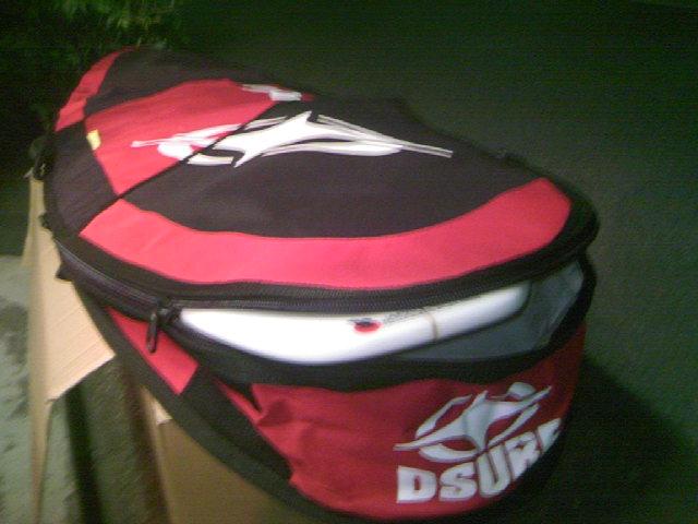 Dsurf Daybag D-cut 2-2