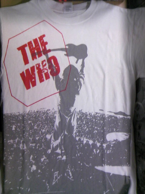 The Who Live T 1-1z