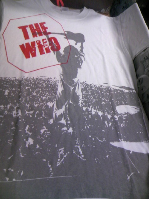 The Who Live T 1-2z