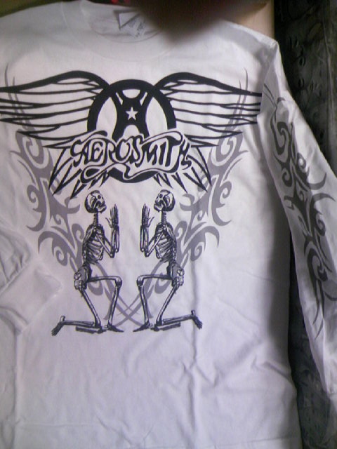 Aerosmith Dead Prayer LS-T 2-1z