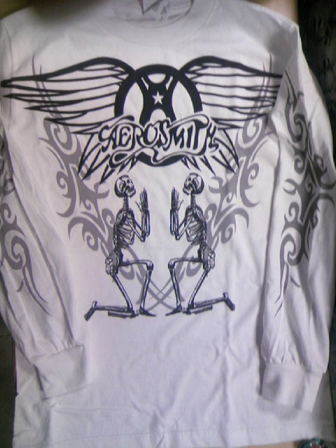 Aerosmith Dead Prayer LS-T 2-2z