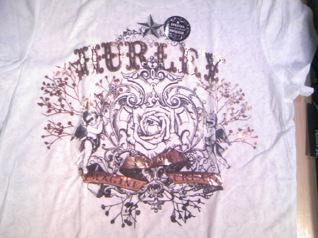 Hurley Crescent T 1-2