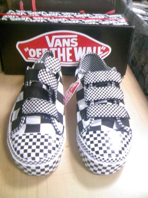 Vans Checker Prison 1-1z