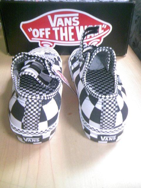 Vans Checker Prison 1-2z
