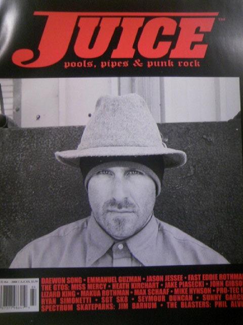 Juice Magzine 64z