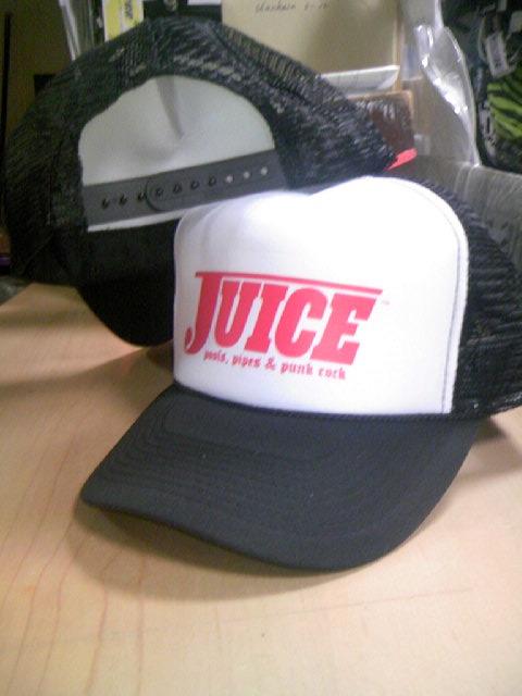 Juice Mag メッシュキャップ 1-1z