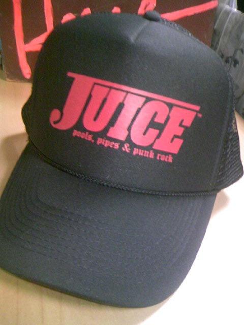Juice Mag メッシュキャップ 1-3z