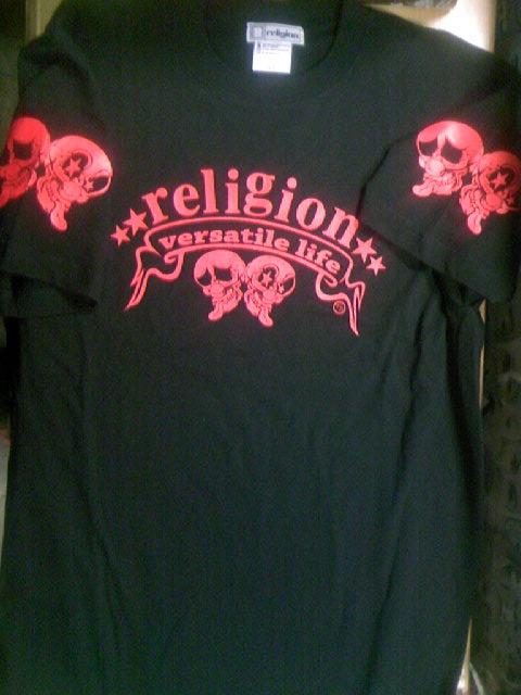 Religion 2Face T 2-1z