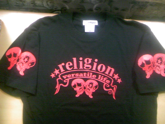 Religion 2Face T 2-2