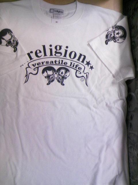 Religion 2Face T 2#-5z